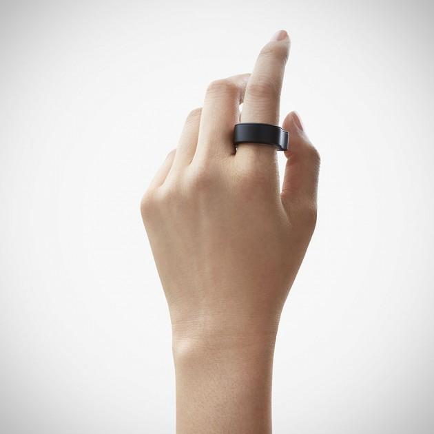 Nod Gesture Control Ring