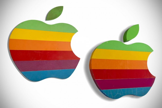 Original Apple 1977-1998 Logos