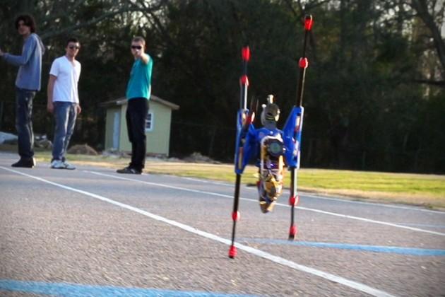 OutRunner RC Running Robot