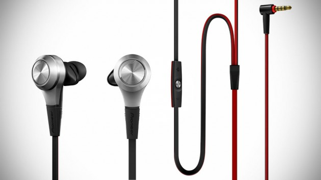 Pioneer SE-CX8 In-ear Headphones
