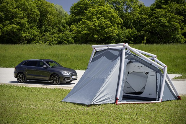 Q3 Camping Tent By HEIMPLANET
