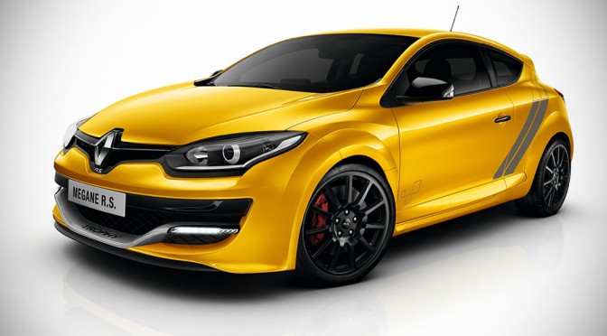 Renault Megane R.S. 275 Trophy Packs 272hp into a Cup Chassis