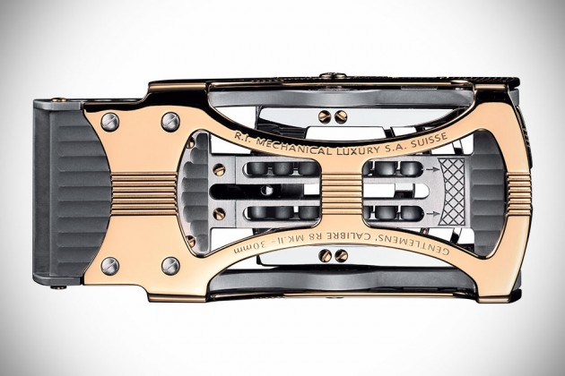 "Roland Iten ""The Driver"" Belt Buckle"