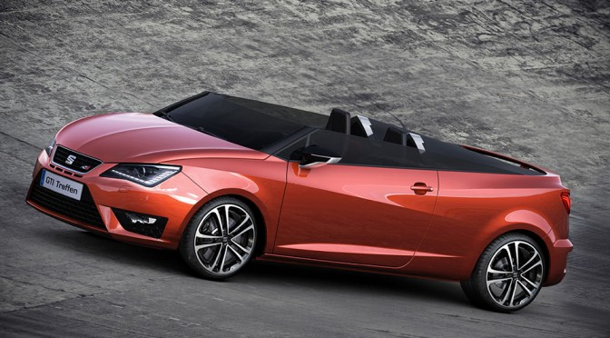 SEAT Lopped The Top Of Ibiza CUPRA, Turns It Into Ibiza CUPSTER