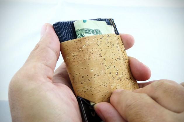STITCH & LOCKE Minimalist Cork Wallet Review