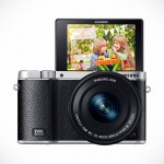 Samsung NX3000 Is Clad In Retro Look, Wants A Piece Of Selfie Action