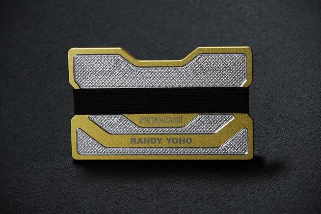 Sapling Aluminum Series Minimalist Wallet