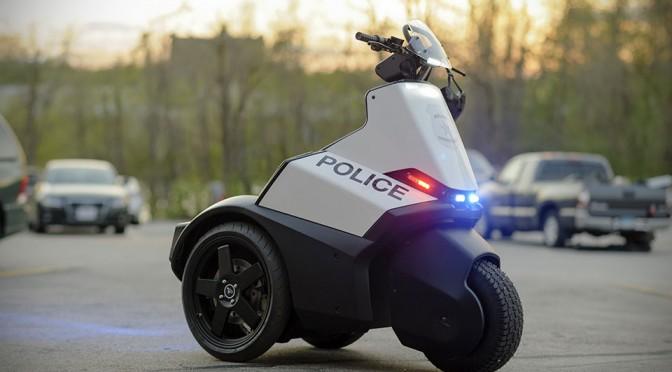 Segway Adds A Stand-up Three-wheeler To Its Portfolio