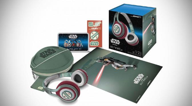 Star Wars First Edition STREET On-Ear Headphones
