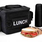 Tactical Lunch Kit Is The Appropriate Lunchbag For War or Zombie Apocalypse