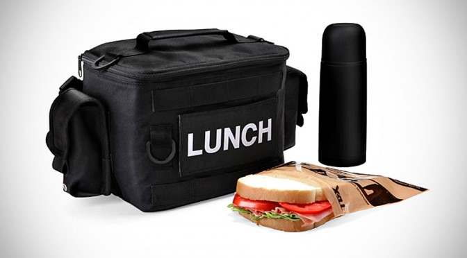Tactical Lunch Kit By ThinkGeek