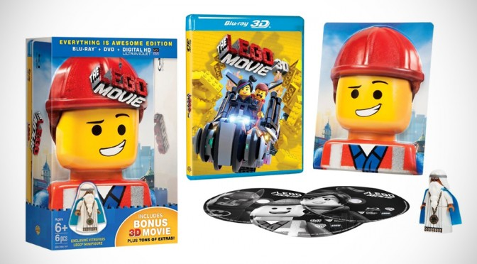 The LEGO Movie: Everything Is Awesome Edition