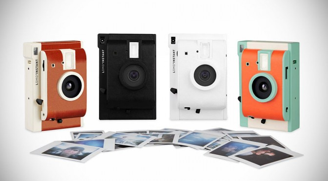 This Instant Camera Lets You Take Multiple Exposures And Infinite Long Exposures