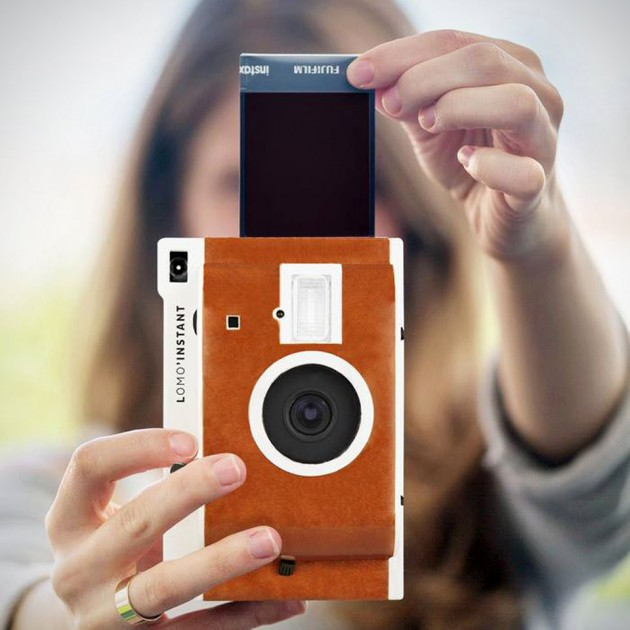 The Lomo Instant Camera By Lomography