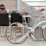 The Sada Bike Folds Down To The Size Of An Umbrella