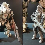 This Giant Titanfall Action Figure Towers At 20.5 inches Tall