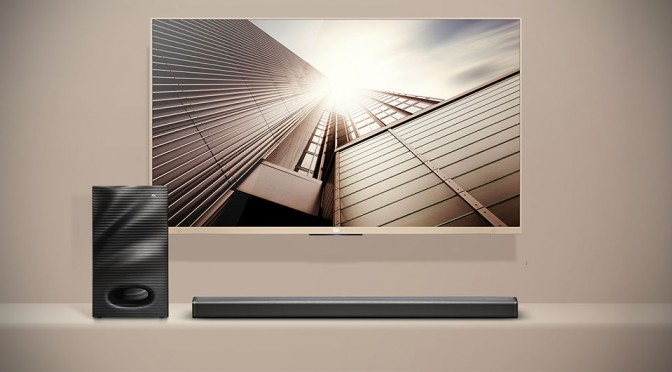 Xiaomi Mi TV 2 Goes Official, Packs 4K Display, Separate Audio and Bluetooth Remote
