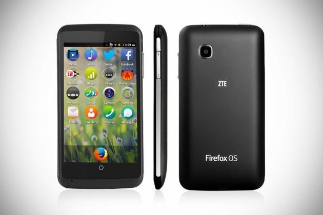 ZTE Open C Firefox Smartphone