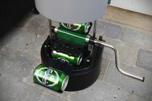 eCool Underground Beer Cooler