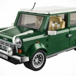 LEGO MINI Cooper Is Official, Picnic Basket Comes Standard