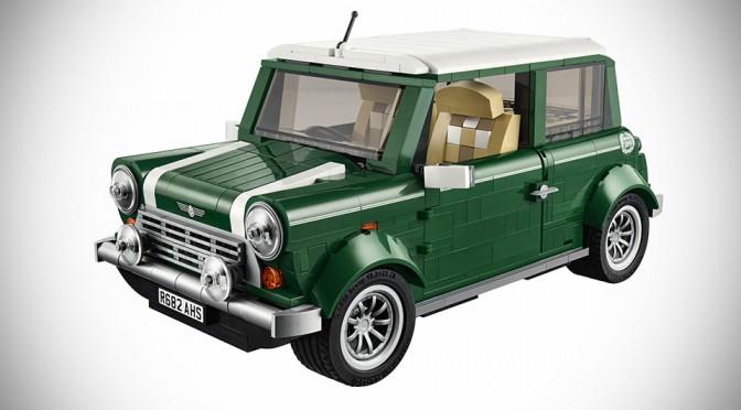 10242 LEGO MINI Cooper