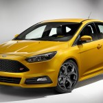 Ford Take The Wraps Off The New 252 hp Focus ST At Goodwood