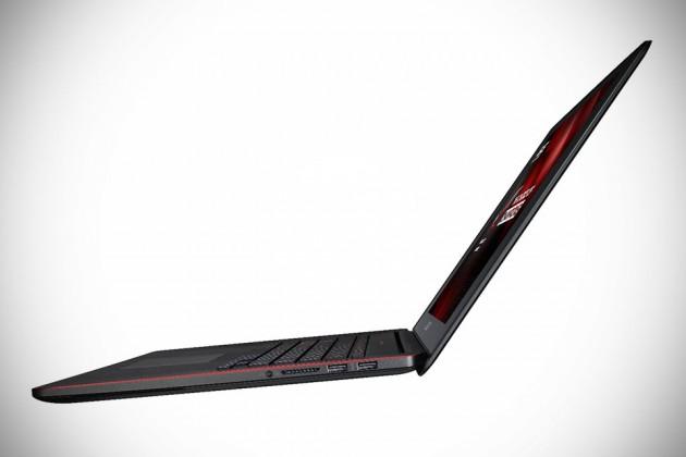 ASUS Republic at Computex 2014 - ASUS ROG GX500 Gaming Notebook