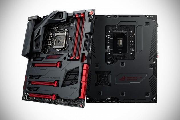 ASUS Republic at Computex 2014 - ASUS ROG Maximus VII Formula Gaming Motherboard