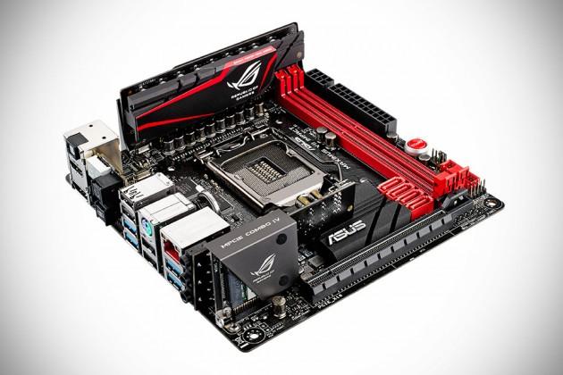 ASUS Republic at Computex 2014 - ASUS ROG Maximus VII Impact Gaming Motherboard