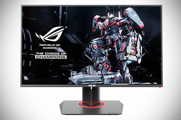 ASUS Republic at Computex 2014 - ASUS ROG SWIFT PG278Q Gaming Monitor