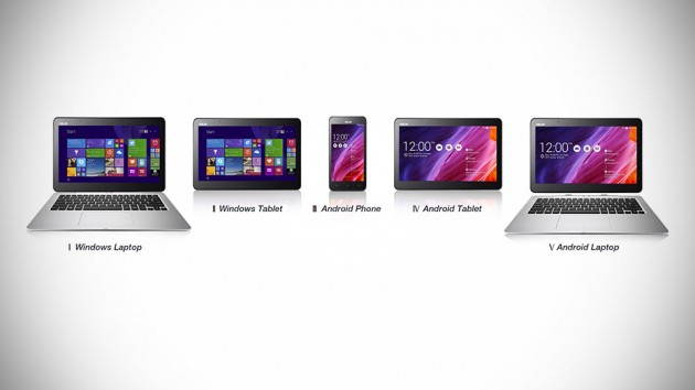 ASUS at Computex 2014 - ASUS Transformer Book V