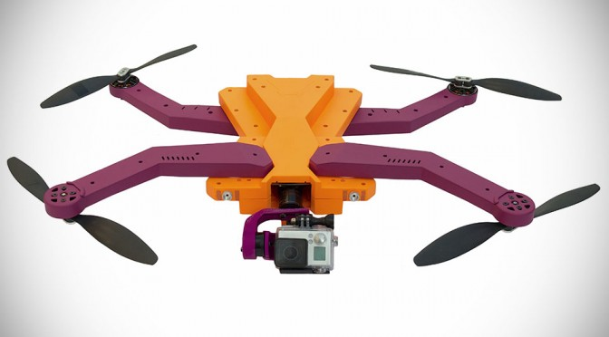 AirDog Auto-follow Action Sports Drone