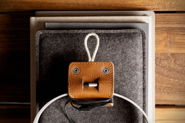 B&O Play Headphones Accessories By Hard Graft - Pinch Cable Tidy