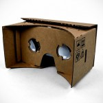 Google Cardboard Is A Virtual Reality Headset That You Can Make Yourself