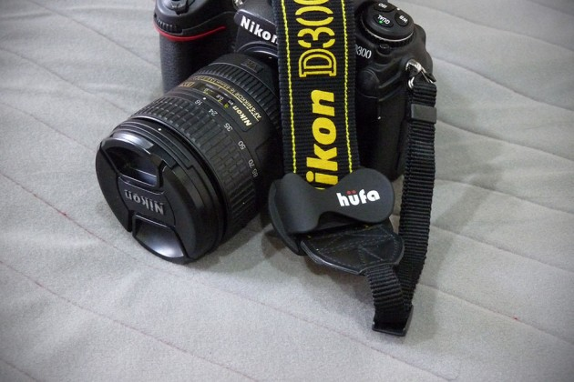 Hufa Lens Cap Holder - Original