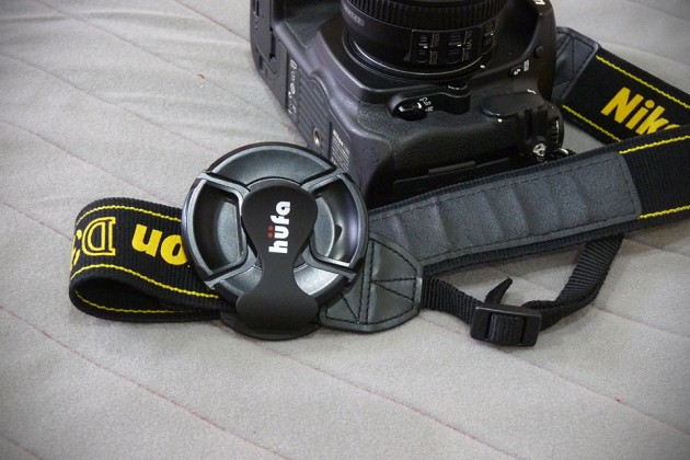 Hufa Lens Cap Holder - Original