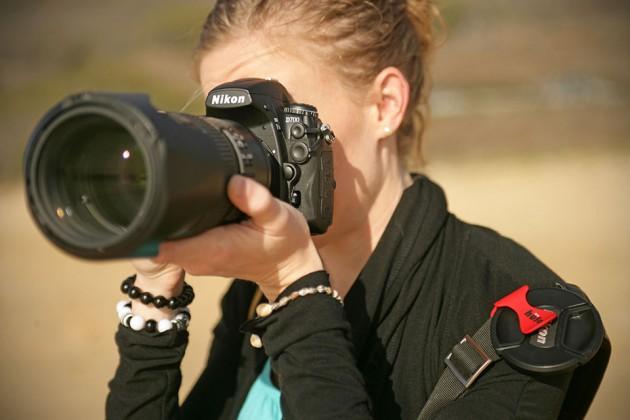 Hufa Lens Cap Holder