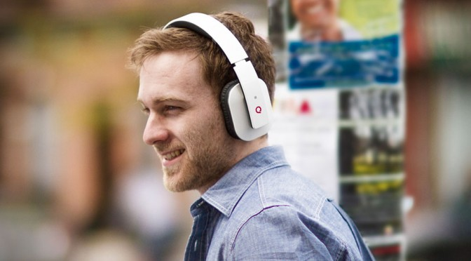 Icon Q Boundless H3 Bluetooth Headphones