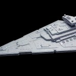 This Is How A 2-meter, 50 KG LEGO Imperial Star Destroyer Without Studs Looks Like