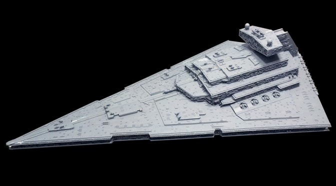 Jerac's Imperial Star Destroyer Chimaera