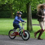 Say Bye To Falling Over And Training Wheels With This Self-Balancing Bicycle