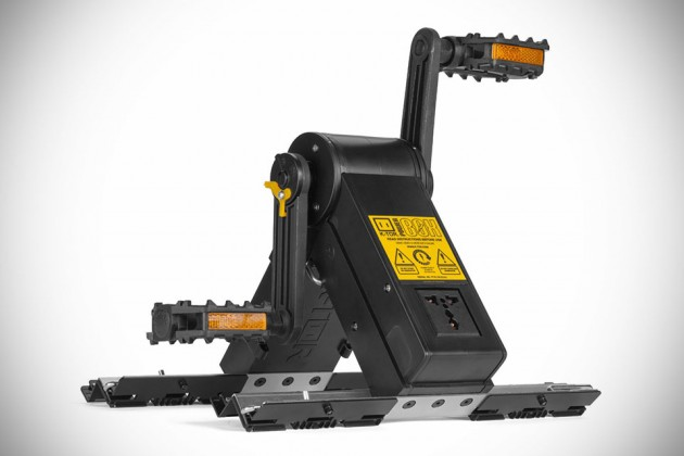K-TOR Power Box Pedal Generator
