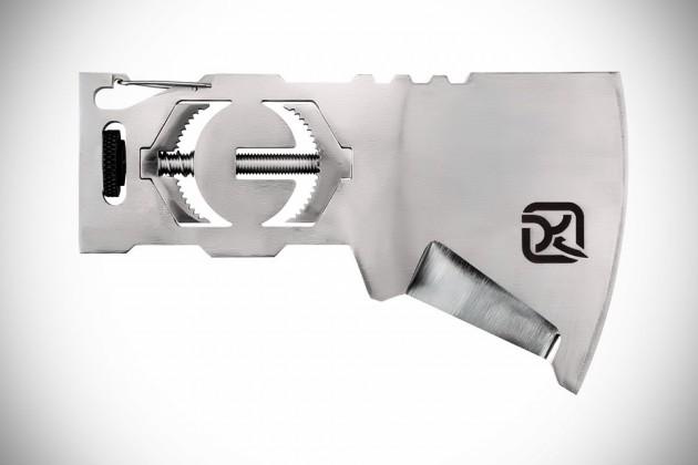 KLAX Multi-tool Axehead - KLAX Woodsman