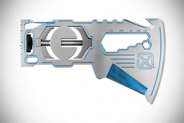 KLAX Multi-tool Axehead - Ti-KLAX