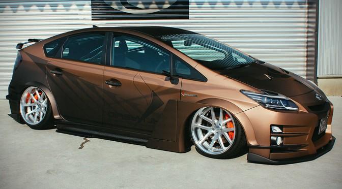 Kuhl Hybrid GT-30 Prius