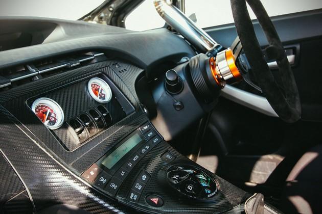 Kuhl Hybrid GT-30 Prius image 7