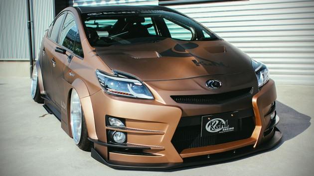 Kuhl Hybrid GT-30 Prius image 8