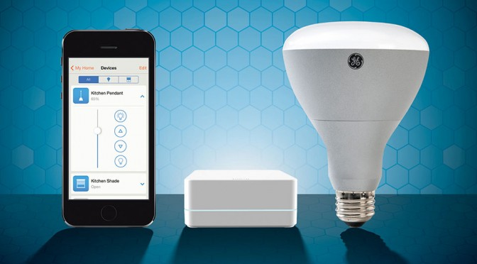 Lutron Smart Bridge and Lutron app