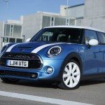It Is Not Just a MINI, It Is A MINI With Two Extra Doors