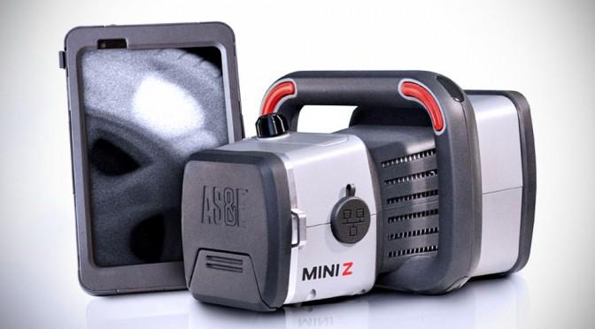 Mini Z X-Ray Gun